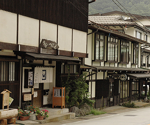 Hirayu Onsen, onsen resort with preserved atmosphere of traditional Japan
