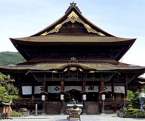 About Zenkoji Temple